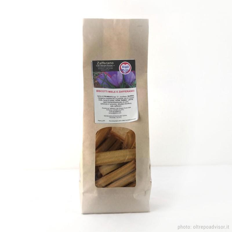 Honey and Saffron Cookies 200 gr