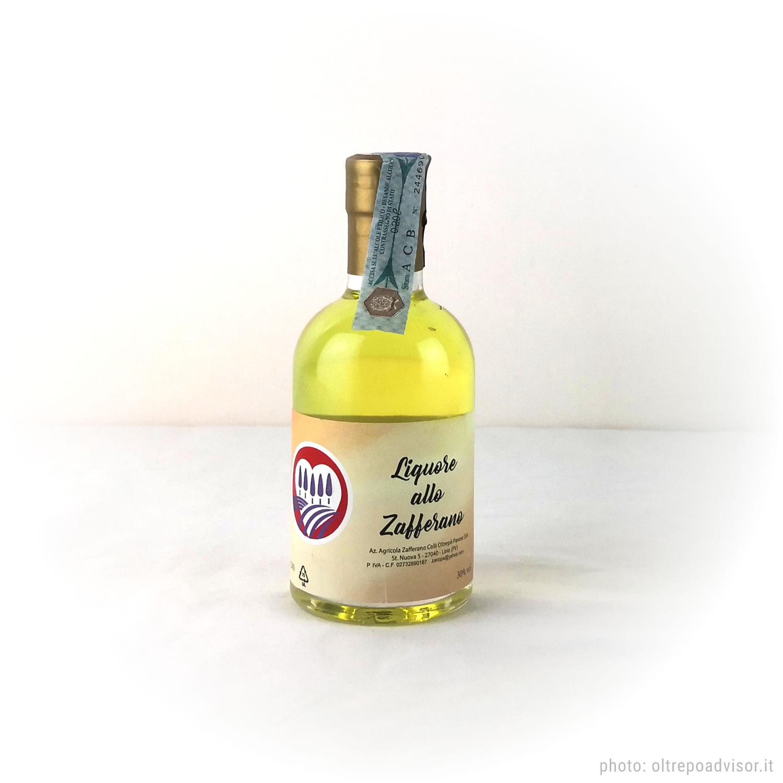 Saffron Liqueur 200 Ml