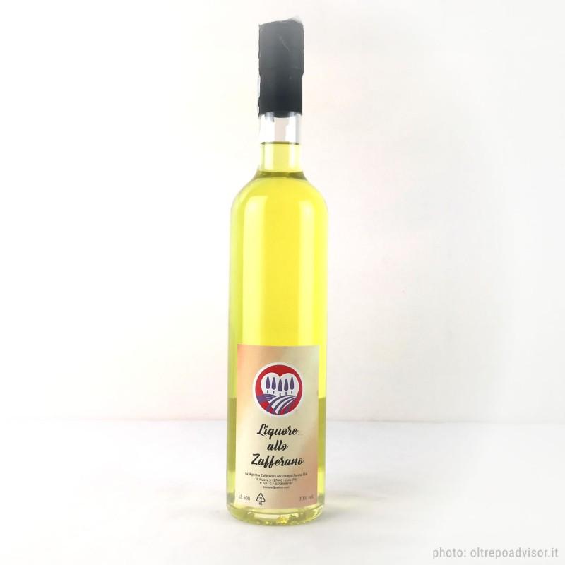 Saffron Liqueur 500 Ml